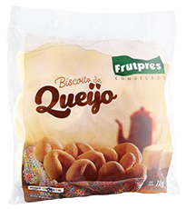 Biscoito de Queijo Congelado – 1kg