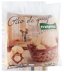 Pão de Queijo Tradicional Congelado – 1kg